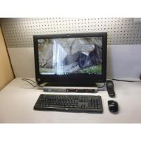 Hp  Touchsmart 520 Pc   Monitor 23 PuLG. All In One segunda mano  Aguascalientes