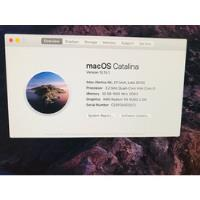 Usado, Apple iMac 27 Retina 5k Core I5 All In One 32gb Ram Ssd 2tb segunda mano  Tijuana