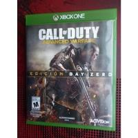 Call Of Duty Advance Warfare X-box One segunda mano  Puebla