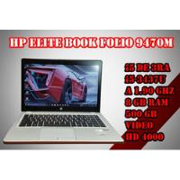 Laptop I5  Hp Elite Book Folio 9470m I5 3ra Gen 500gb 8gb  segunda mano  Tijuana