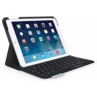 Logitech Ultrathin Keyboard Folio Case For iPad Air (negro) segunda mano  Cuauhtémoc