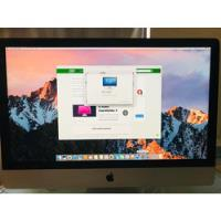 Apple iMac 27 Core I7 Gforce Gtx Ddr5 32gb 2tb Ssd All 1 One segunda mano  Tijuana