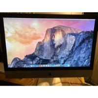 Apple iMac 27 Core I7-870 8gb Hd 1tb Mid 2010 Mc784ll/a segunda mano  Tijuana