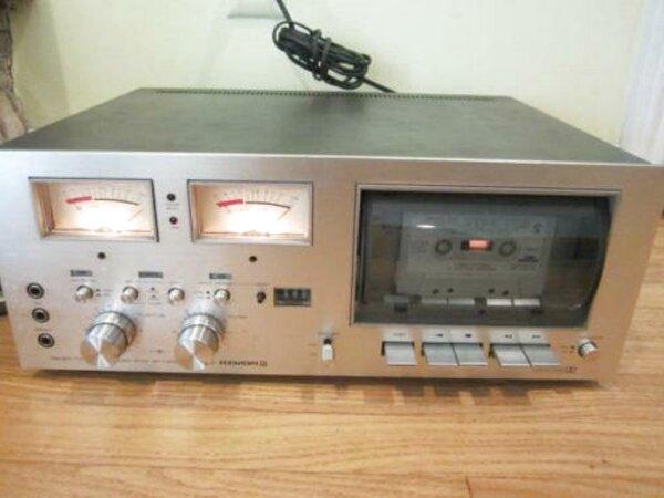 pioneer cassette de segunda mano