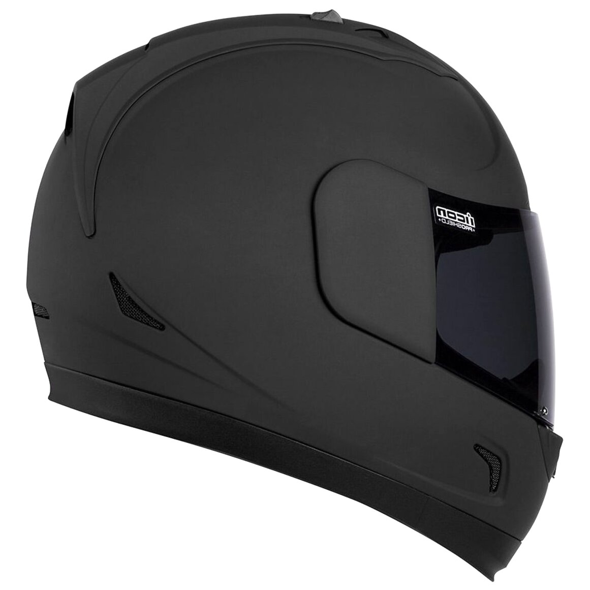 casco icon alliance dark de segunda mano