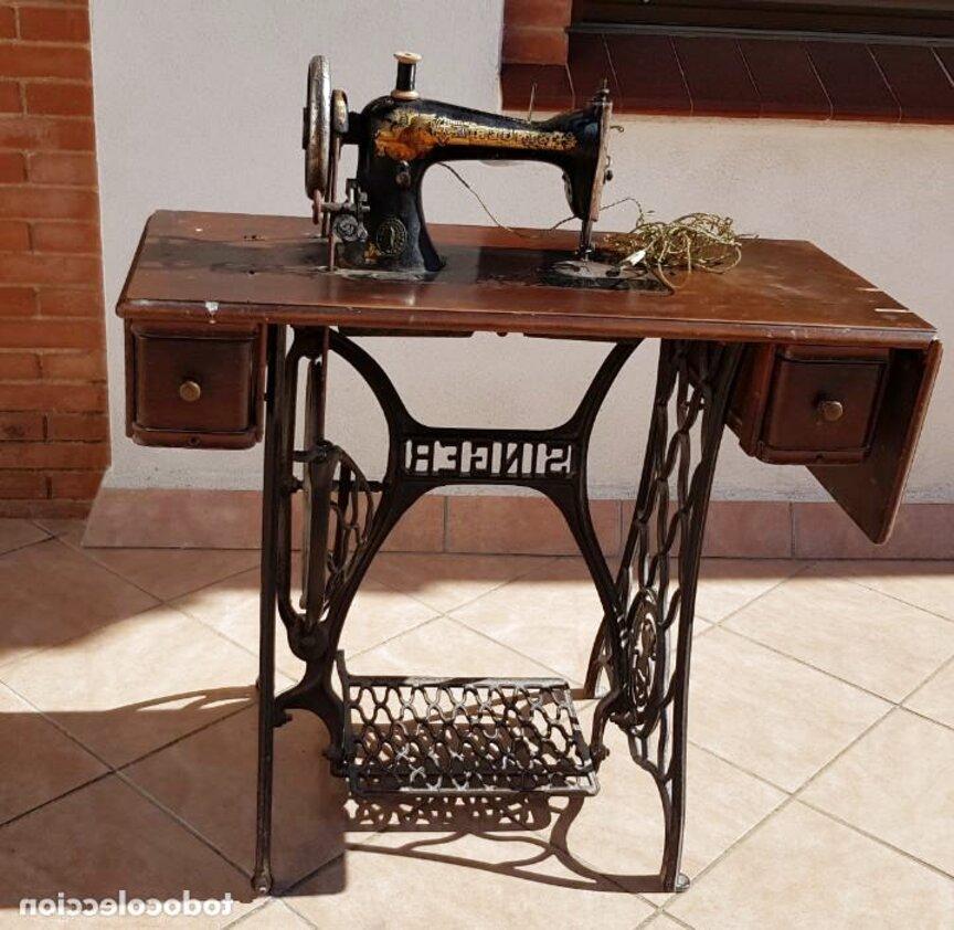 Venta de Antigua Maquina Coser | segunda mano