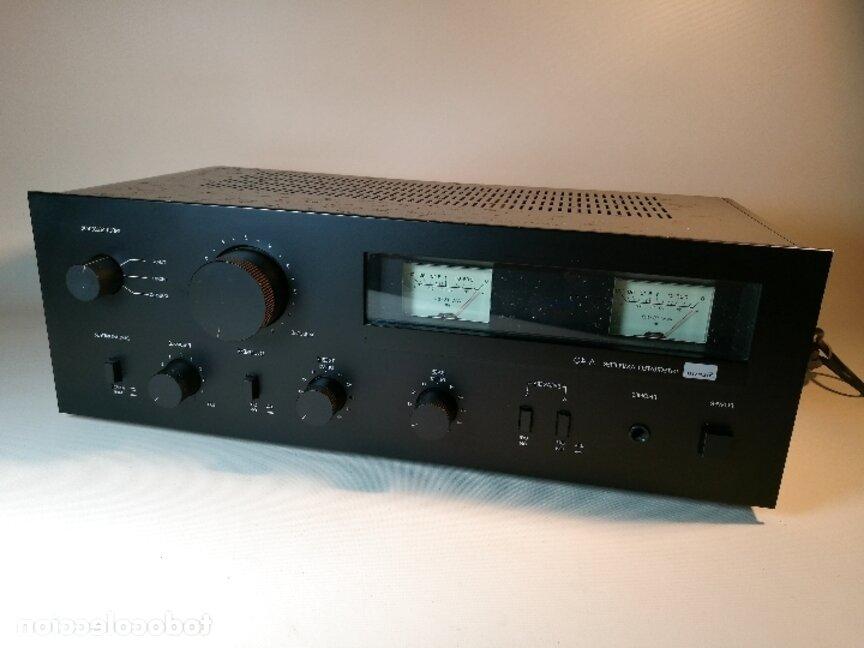 amplificador sansui de segunda mano