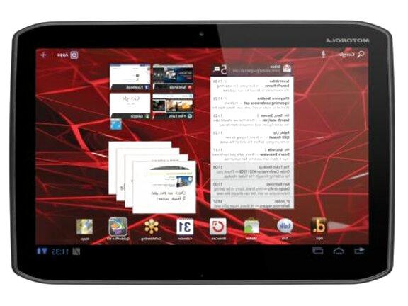 tablet motorola xoom 2 de segunda mano