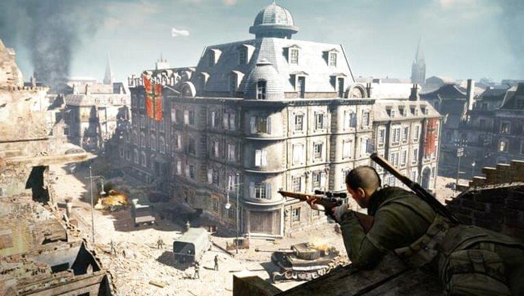 sniper elite v2 de segunda mano