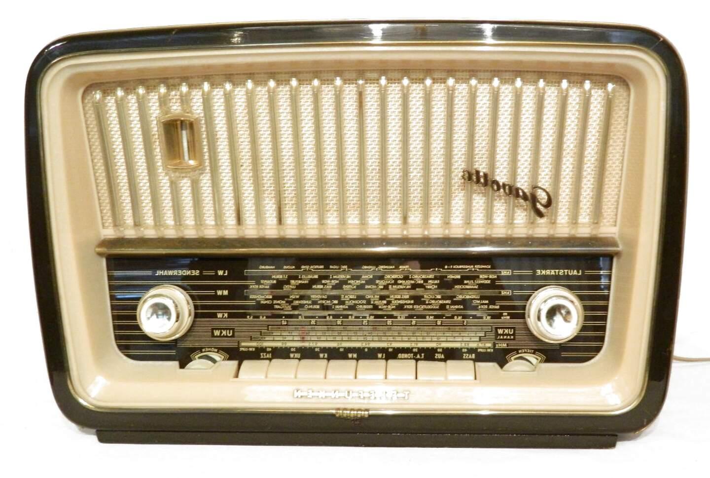 radio antiguo de segunda mano