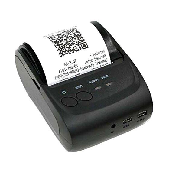impresora termica portatil bluetooth de segunda mano