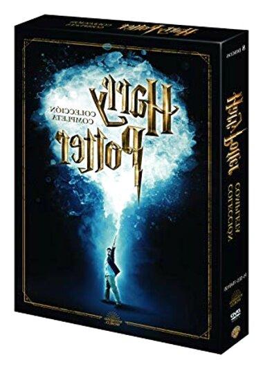 harry potter coleccion completa dvd de segunda mano