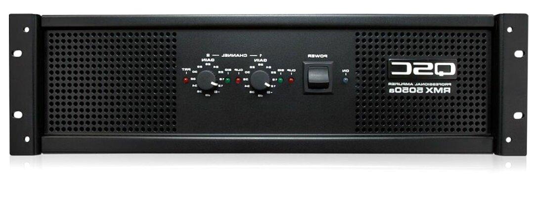 amplificador qsc de segunda mano