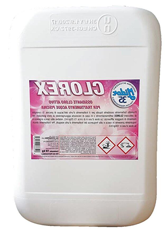 cloro liquido de segunda mano