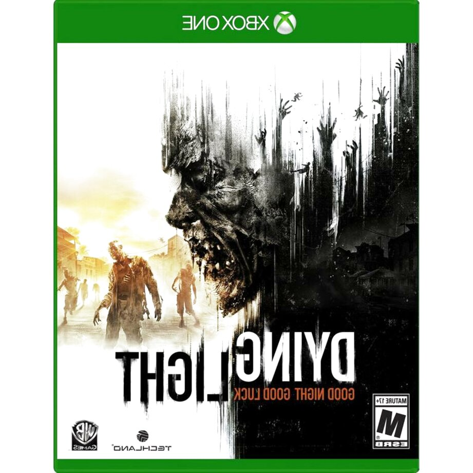 dying light xbox one de segunda mano
