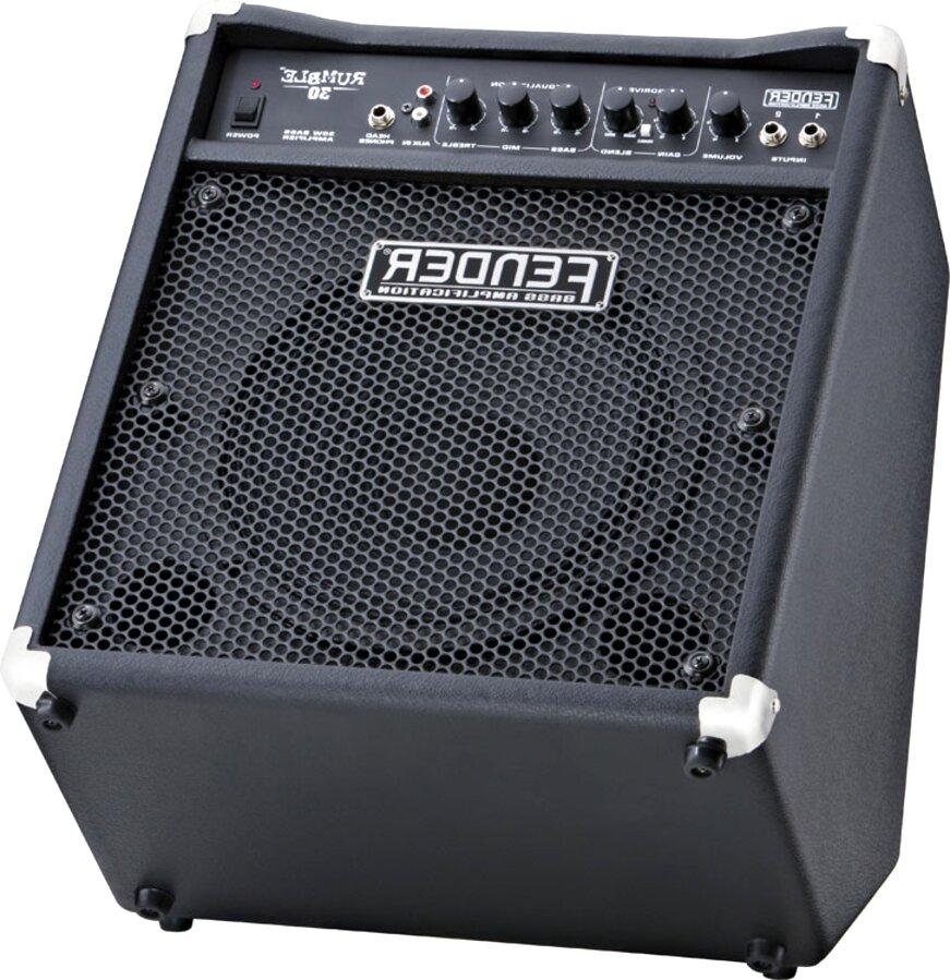 amplificador fender rumble de segunda mano