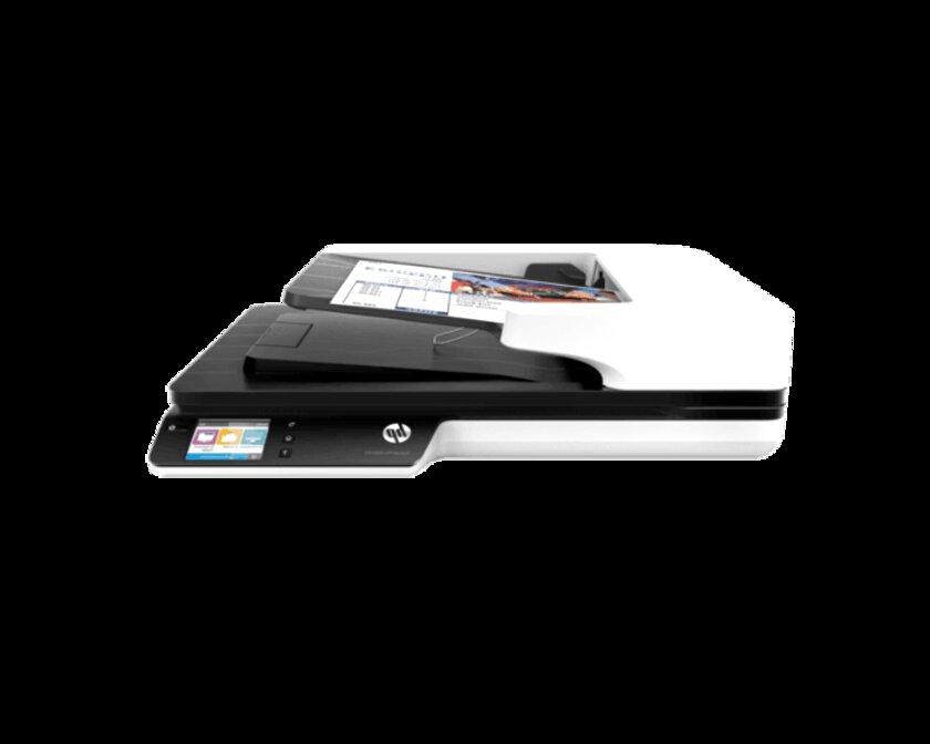 escaner hp de segunda mano