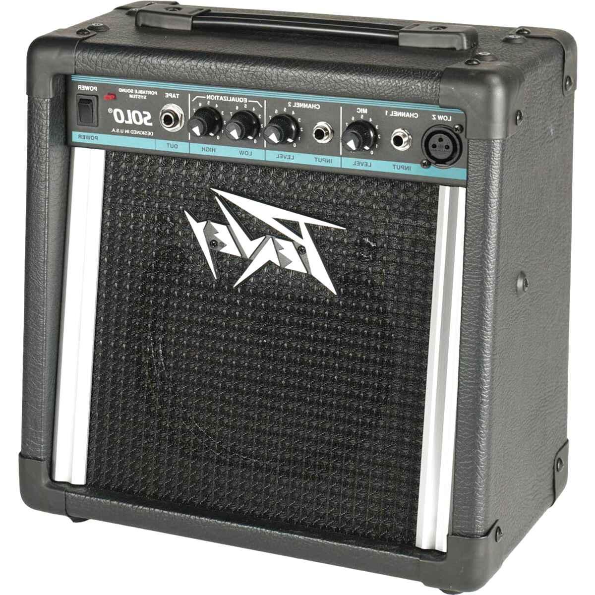 amplificador peavey de segunda mano