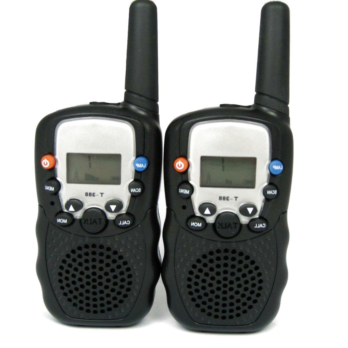 walkie talkies de segunda mano