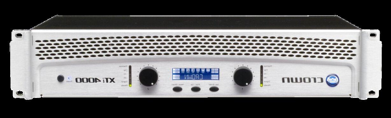 amplificador crown xti 4000 de segunda mano