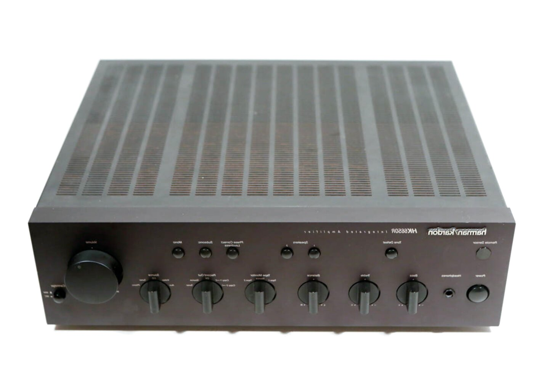 amplificador harman kardon de segunda mano
