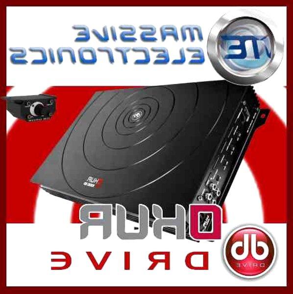 amplificador db drive clase d 1500 de segunda mano