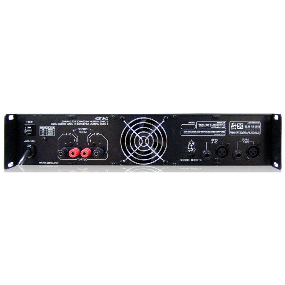 amplificador backstage cs 20000 de segunda mano