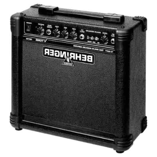 amplificador behringer gm108 de segunda mano