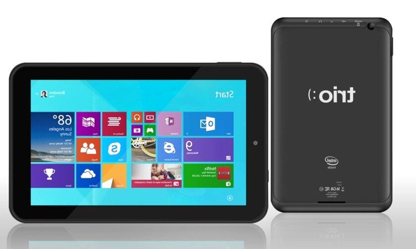 tablet trio de segunda mano