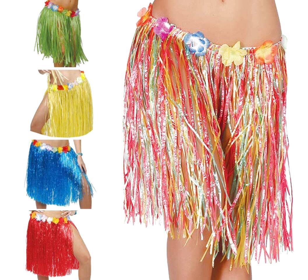 falda hawaiana de segunda mano