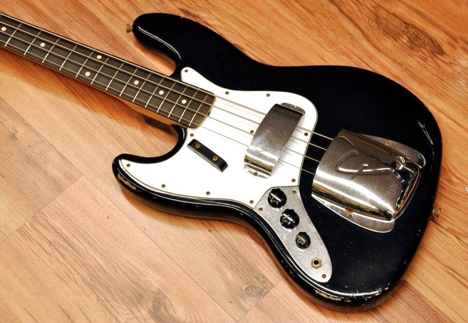 fender jazz bass mexicano de segunda mano