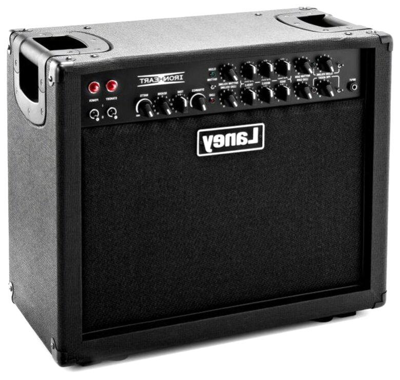 amplificador laney 30 watts de segunda mano