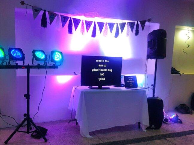 karaoke sonido de segunda mano