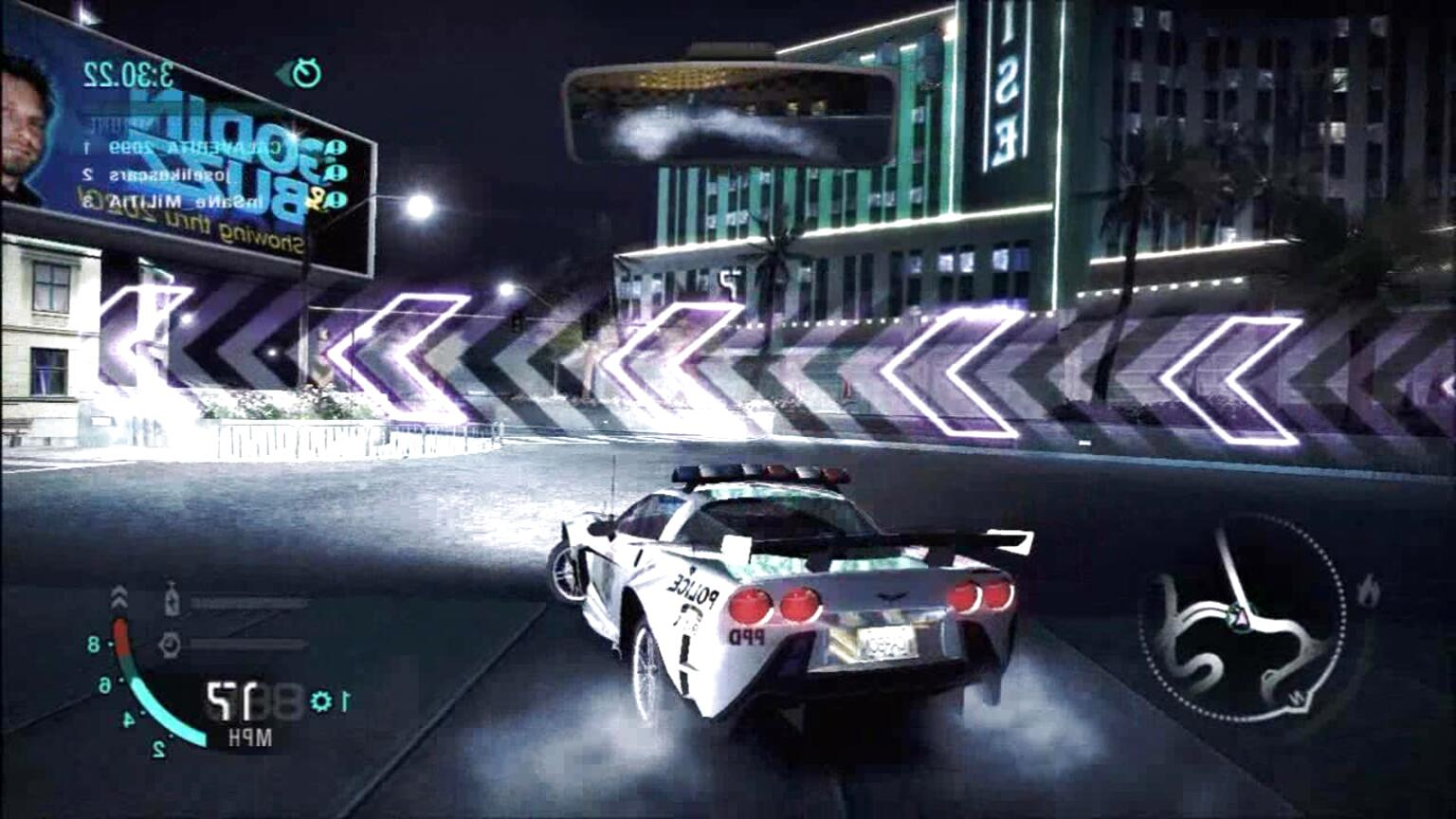 Venta De Need For Speed Carbon Ps3 Segunda Mano