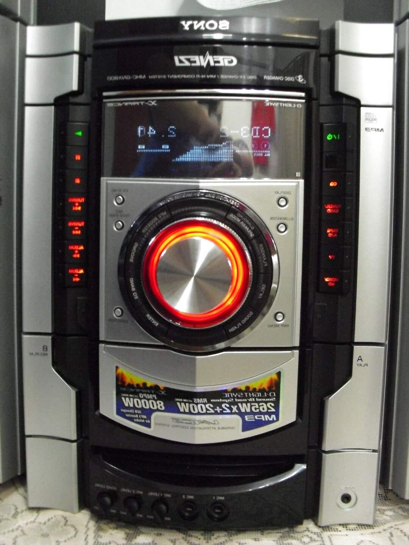 Venta De Mhc Gtr88 Sony Genezi