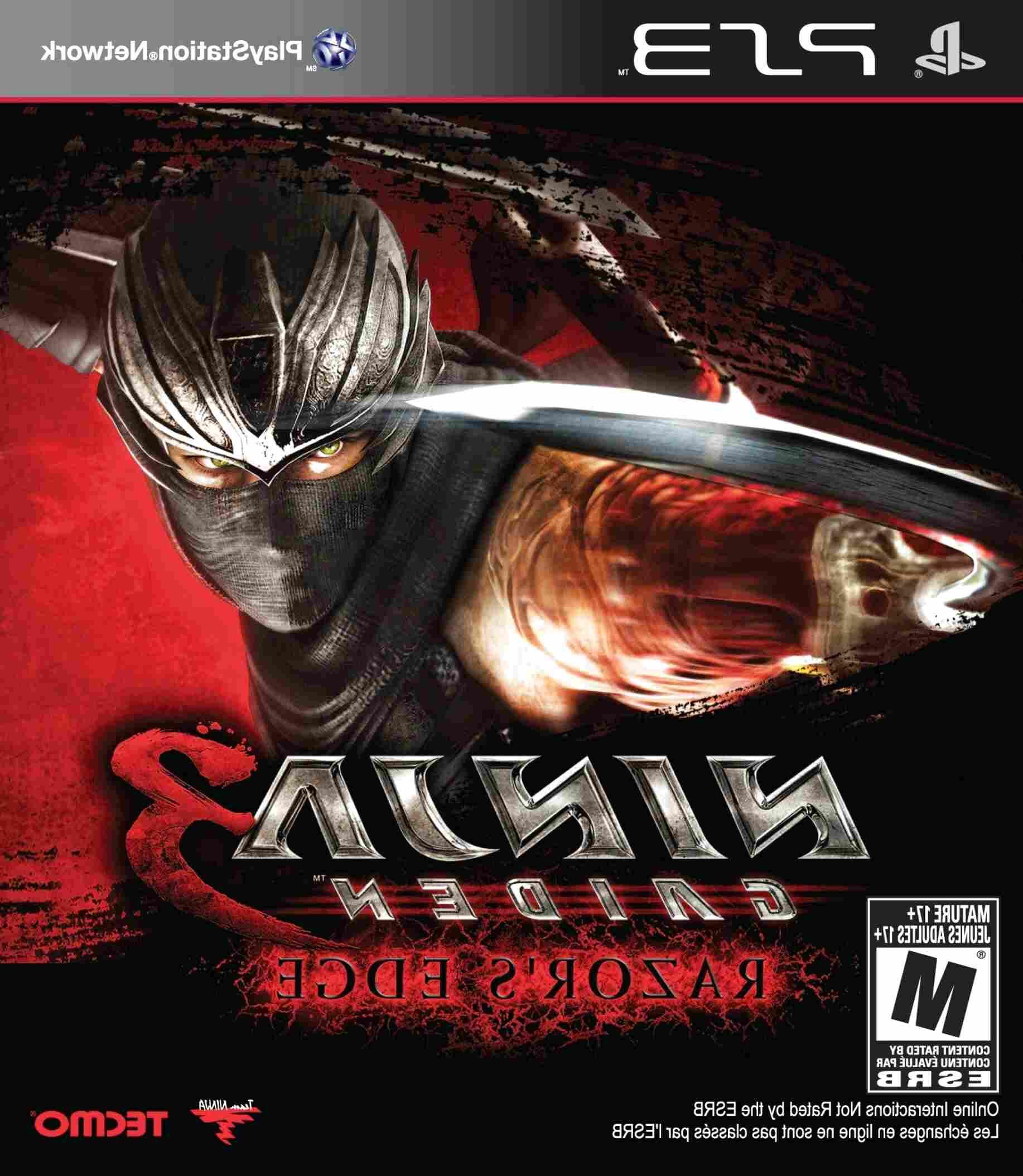Venta De Ninja Gaiden 3 Razor S Edge Ps3 Segunda Mano
