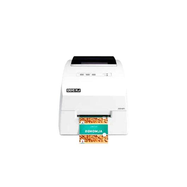 impresora etiquetas de segunda mano