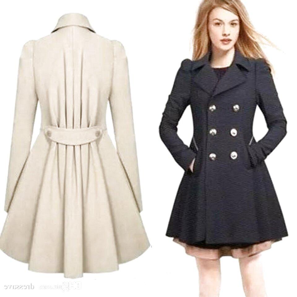 vestido abrigo de segunda mano