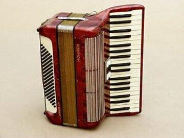 acordeon hohner tango de segunda mano