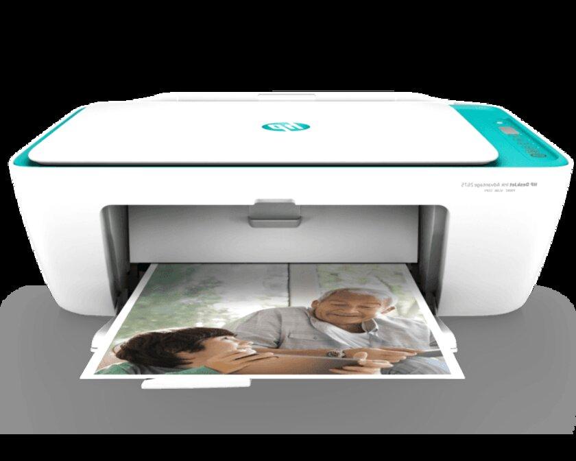 impresora hp ink advantage de segunda mano